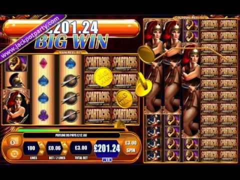 Spartacus slot machine strategy roulette wikipedia deutsch