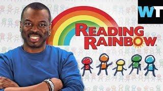 LeVar Burton's Million Dollar Reading Rainbow Kickstarter | What's Trending Now