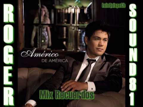 Americo de America : Mix Recuerdos (2013)