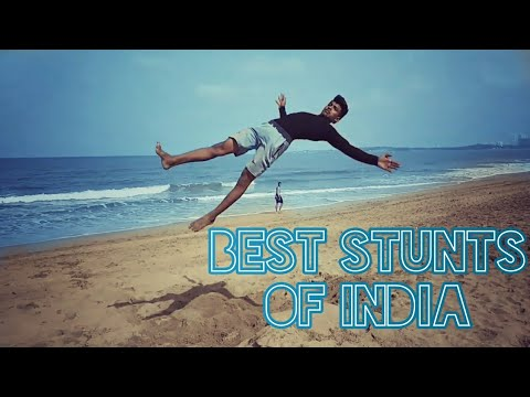 Best stunts videos by  Indian style / in mumbai City /vikaskagada /bboy badal/