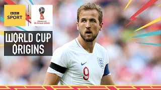 World Cup 2018: The making of England's Harry Kane - World Cup Origins - BBC Sport