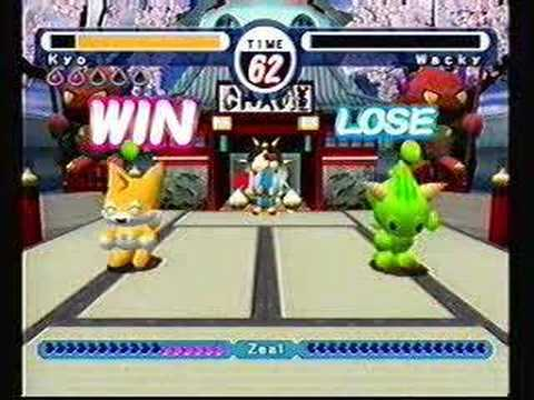 Sonic Adventure 2 Battle Chao Karate Super Mode