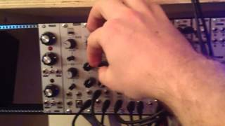 Manhattan Analog MA35 VCF with Analog Systems Sequencer