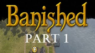 Banished [Modded] Part 1 | Lathsburg!