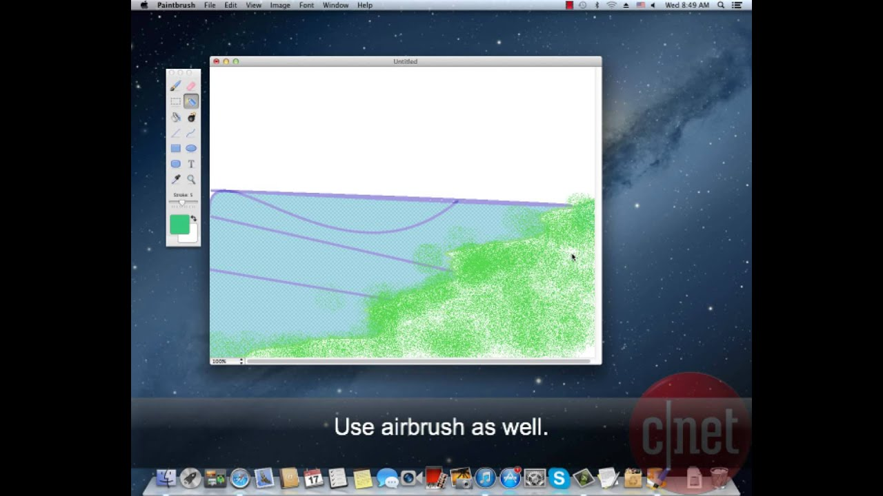 Paintbrush for mac use a paint program for os download for Paint software for mac