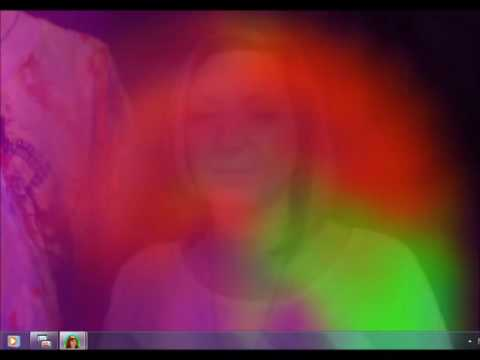 Jerrine and Sarah Aura Imaging Video