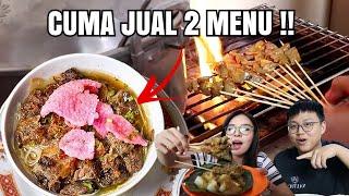 Download Video 30 TAHUN CUMA JUAL 2 MENU PADANG TAPI TETAP LARIS MANIS !! MP3 3GP MP4