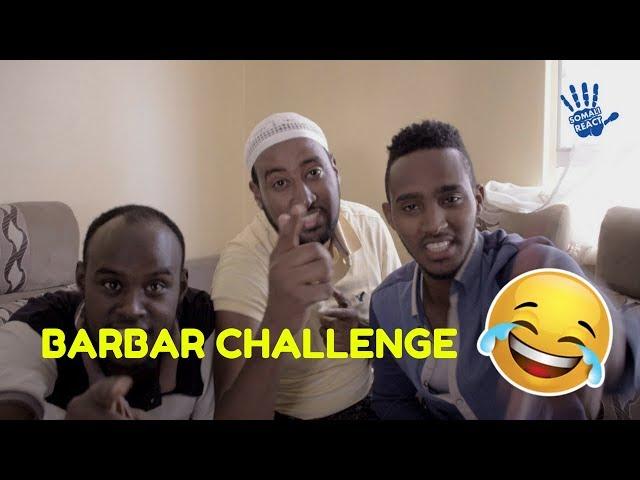 OOMAAR BARBAR CHALLENGE