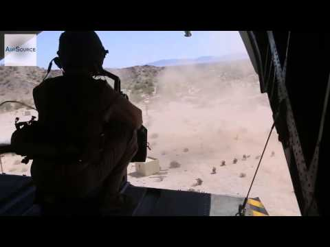 Marine Aircraft Group 16 - CH-53E Super Stallion Helicopter Ride