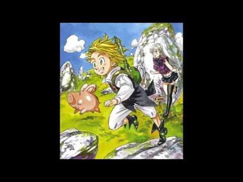 Nanatsu no Taizai ED Single OST - 04 - 7 -seven- (Instrumental)