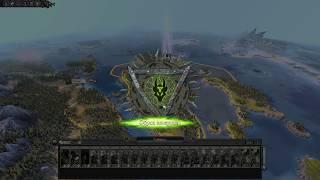 Total War Warhammer 2 62 - Лотерн должен выжить За Скавенов