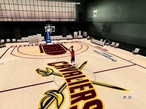 NBA Live 08 Malcolm Lee Jimmer 3