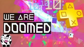 WE ARE DOOMED | PlayStation Plus Free Game UK | September 2017