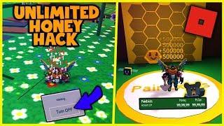 ROBLOX BEE SWARM SIMULATOR HONEY & POLLEN HACK w/ AUTO FARMER! (WORKING)
