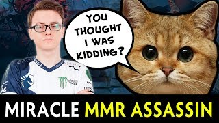 Miracle — MMR Assassin for MagE-