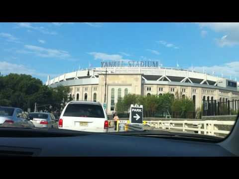 Yankee Stadium Drive Up