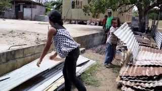 After Cyclone Ian, Tongans Rebuild Better Homes