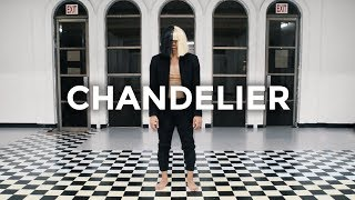 Chandelier - Sia (Dance Video) @besperon Choreography #MegastarApp