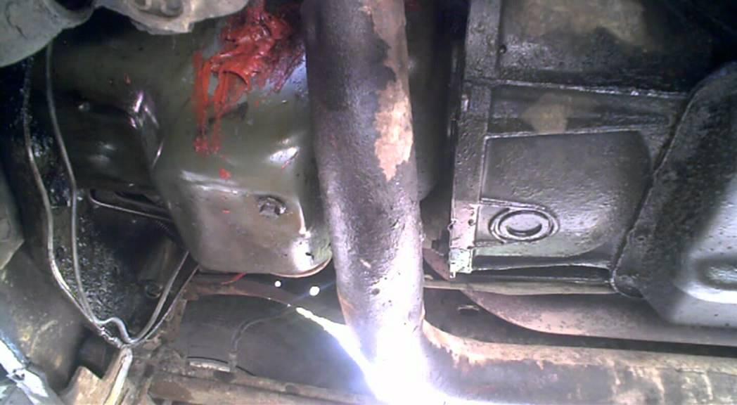 Leaky oil pan :(  YouTube