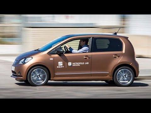 SEAT eMii Electric Car Sharing in Barcelona