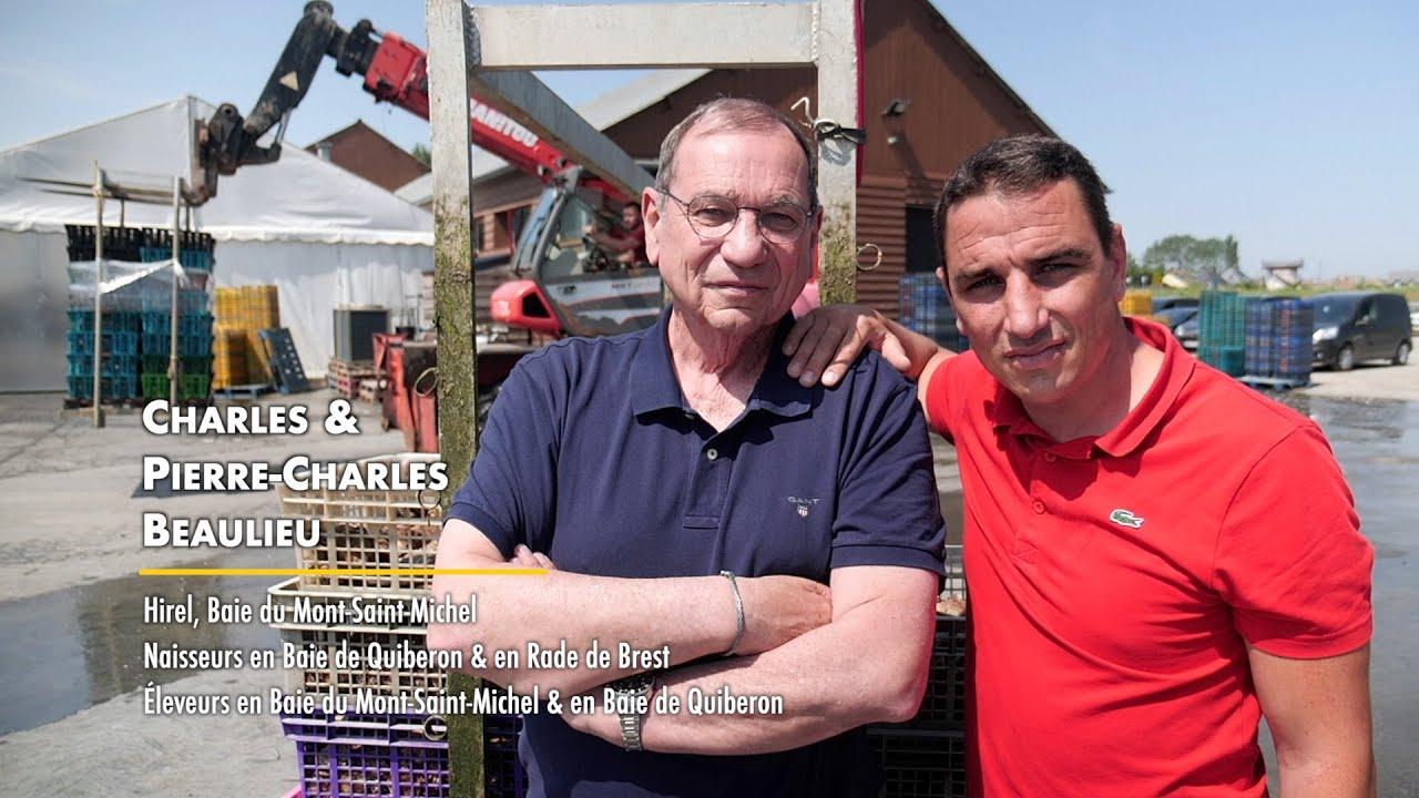 Les Gardiens de l'Huître Plate - Charles&Pierre-Charles Beaulieu - Acclimatation & Commercialisation