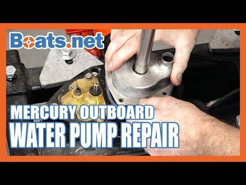Mercury 200 Water Pump Repair | Mercury 200 Verado Water Pump Repair | Boats.net