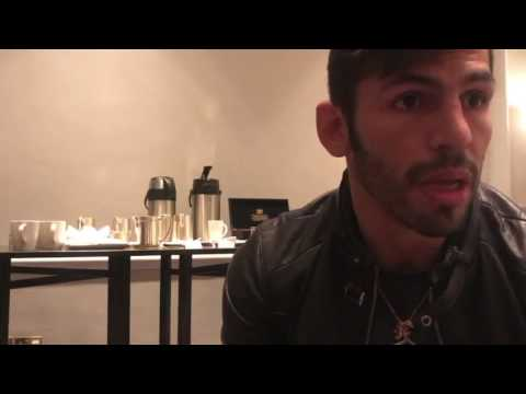 The Sporting Lady Interview with Jorge Linares