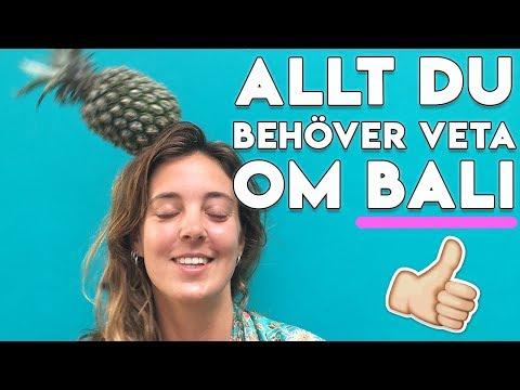 RESTIPS: Sola toppless på Bali = DÖSTRAFF!!