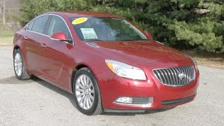 Buick Regal 2012 Videos