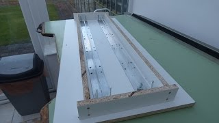 My CNC Upgrade pt3: The epoxy damper mould