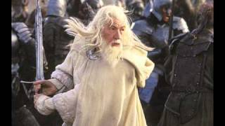The Lord of the Rings - The White Rider/Shadowfax