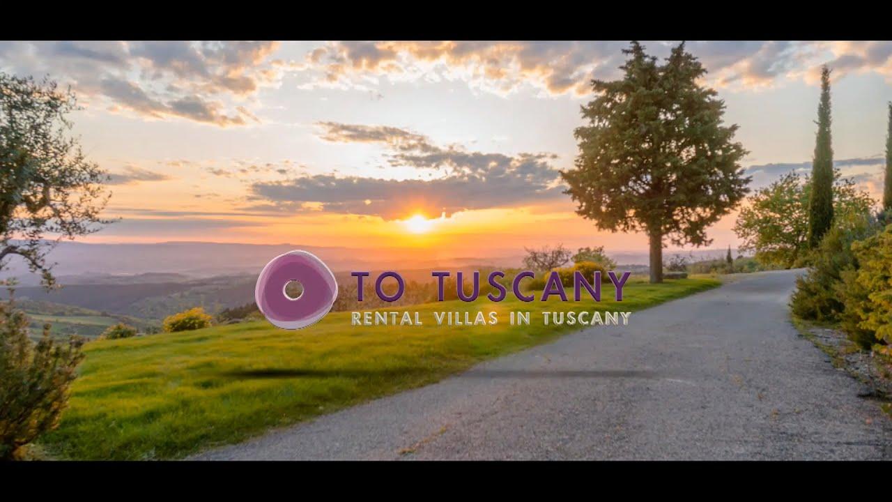 villas in tuscanyto-tuscany - youtube