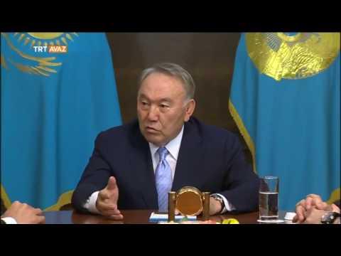 Kazakistan Cumhurbaşkanı Diriliş 'Ertuğrul'u Şöyle Övdü - TRT Avaz Haber