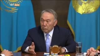 Kazakistan Cumhurbaşkanı Diriliş