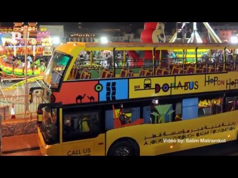 Doha Bus launches night tour