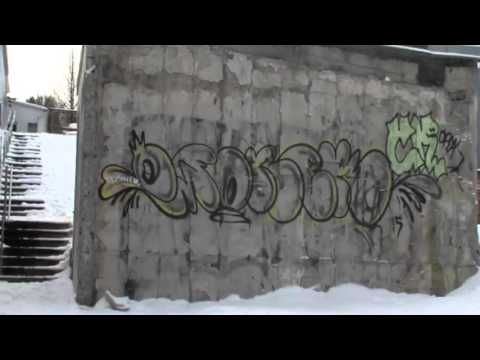 HARDCORE GRAFFITI , REYKJAVIK ICELAND