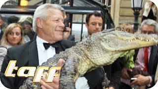 Dieser Mann hält 400 wilde Haustiere! | taff | ProSieben