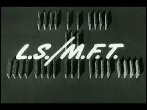 Lucky Strike Tobacco Commercial 1948.flv