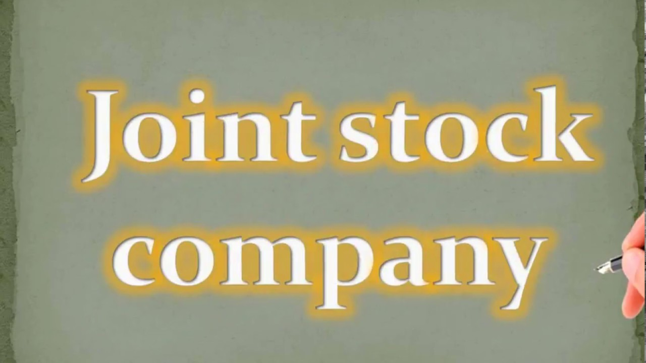 merits and demerits of joint stock company