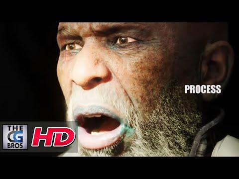 "CGI & VFX Breakdowns: ""Azania Rises Facial Animation Process"" - by  Formation Animation | TheCGBros"