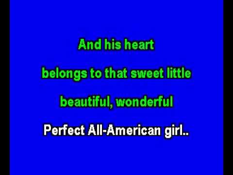 QH1006CU 12   Underwood, Carrie   All American Girl
