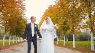 Виктор и Юлия свадьба.Десногорск Glubinafoto