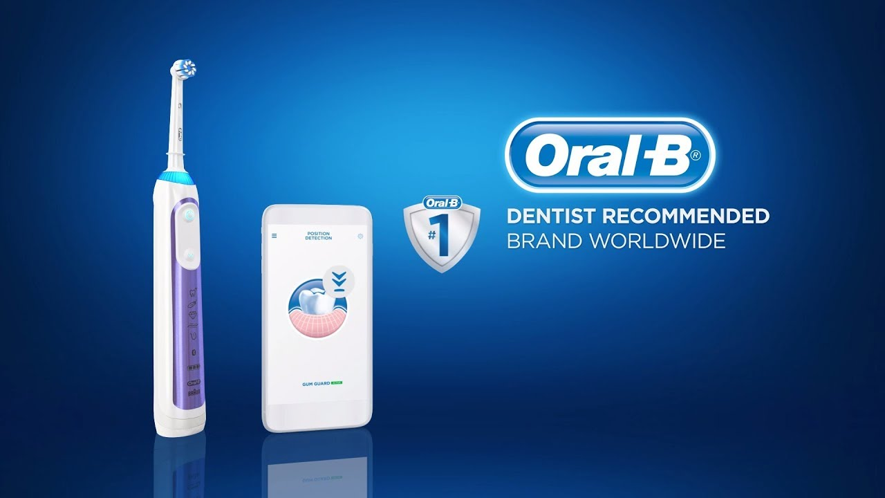 oral b sverige