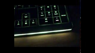 Обзор клавиатура Cougar 200K
