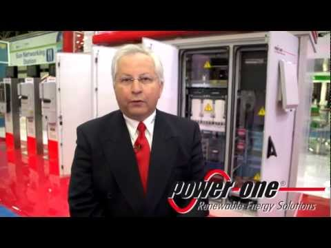 Solar Power International 2011 – Company Showcase – Power-One
