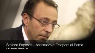 Stefano Esposito (Ass. Trasporti di Roma): Ero ultrà della Juve e cantavo Roma merda