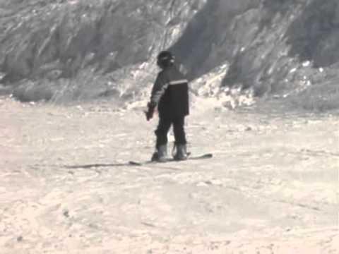 PSIA-RM CS2 Snowboarder Ryan