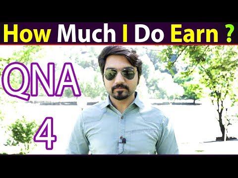 How Much I Do Earn ? QNA#4 #MR NOMAN | Azad Kashmir Visit