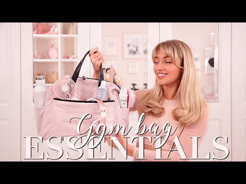 What's In My Gym Bag? My Girly Gym Essentials! Freddy My Love