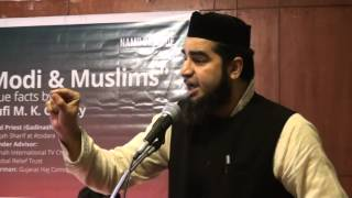 Modi And Muslims true facts by Sufi.M.K.Chishty